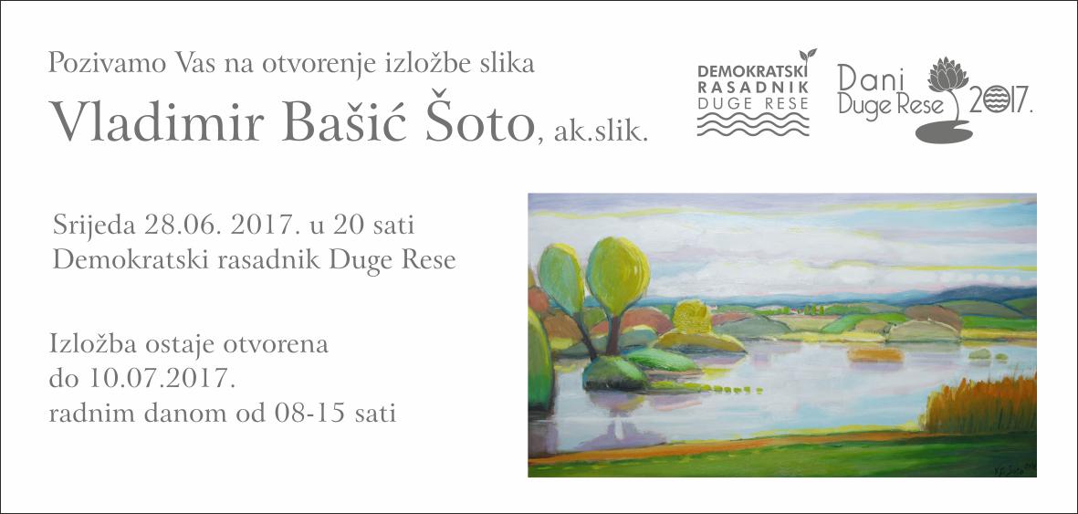 Pozivnica - Vladimir Basic SOTO