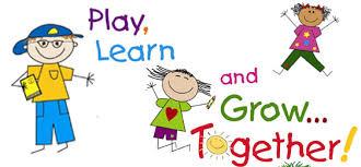 uči igraj se rasti